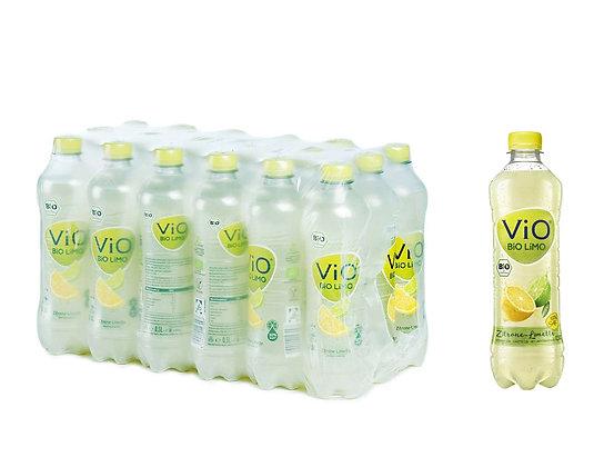 VIO BiO Limo Zitrone-Limette PET 18x0,50L