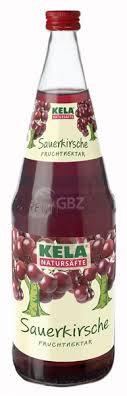 KELA Sauerkirsche Fruchtnektar 06x1,00L