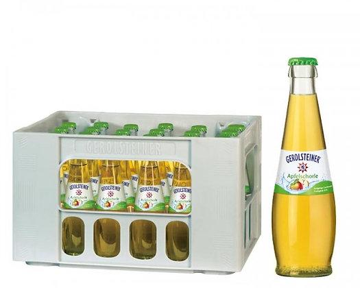 Gerolsteiner Apfelschorle Gourmet 24x0,25L