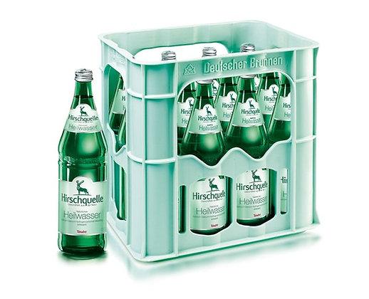 Hirschquelle Heilwasser Glas 12x0,75L