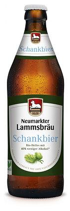 Lammsbräu Bio Schankbier 10x0,50L