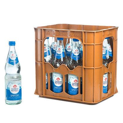Frankenbrunnen spritzig Glas 12x0,70L