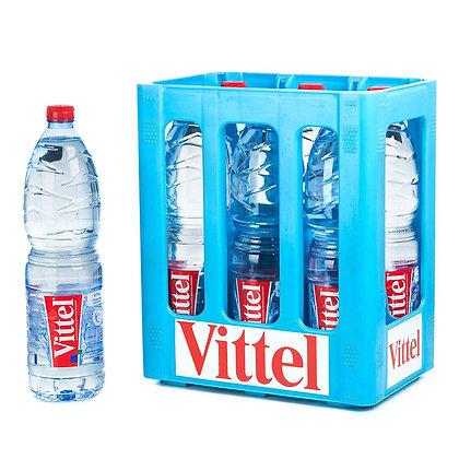 Vittel Mineralwasser PET 06x1,50L