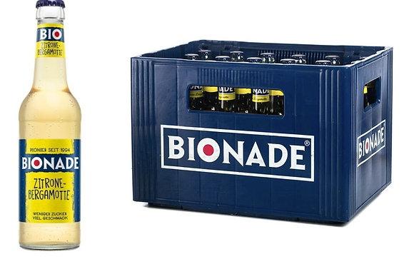 Bionade Bio Zitrone Bergamotte 12x0,33L