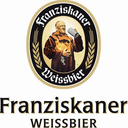Franziskaner Weissbier 20x0,50L