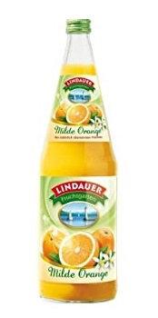 Lindauer Milder Orangensaft säurearm 06x1,00L