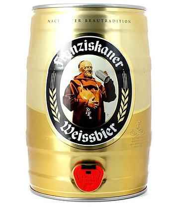 Franziskaner Weissbier KEG 01x50L