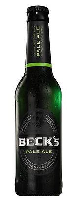 Becks Pale-Ale Glas 24x0,33L