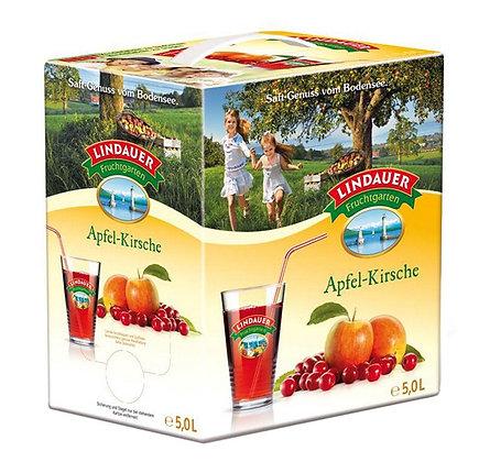 Lindauer Apfel-Zitrone Bag-in-Box 01x5,00L