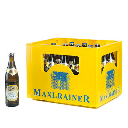 Maxlrainer Ernte Hell 20x0,50L