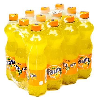 Fanta Orange PET 12x0,50L