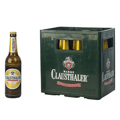 Clausthaler Radler Alkoholfrei 11er 11x0,50L