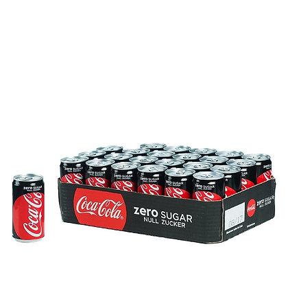 Coca-Cola Zero 24x0,33L