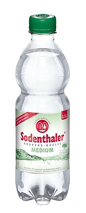 Sodenthaler Medium PET 20X0,50L