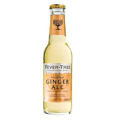 Fever-Tree Ginger-Ale Glas 24x0,20L