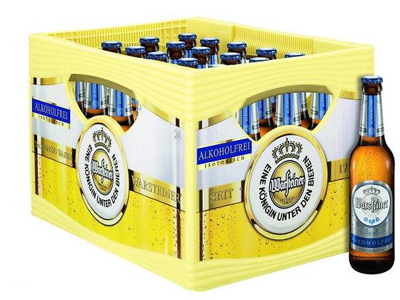 Warsteiner Pils Alkoholfrei 24x0,33L