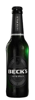 Becks 1873-Pils Glas 24x0,33L