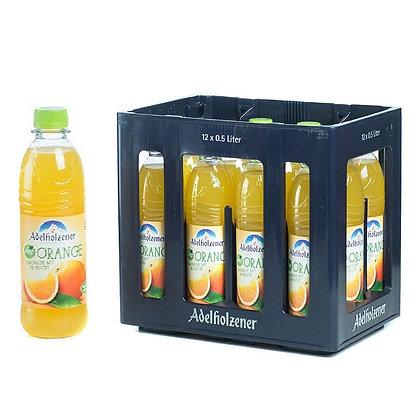 Adelholzener BIO-Orange PET 12x0,50L