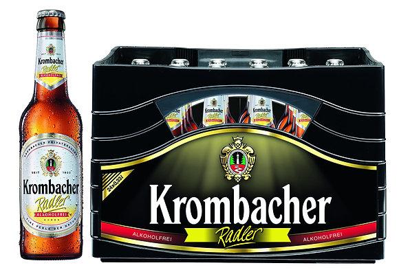 Krombacher Radler Glas 24x0,33L