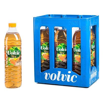 Volvic Tee-Pfirsich PET 06x1,50L