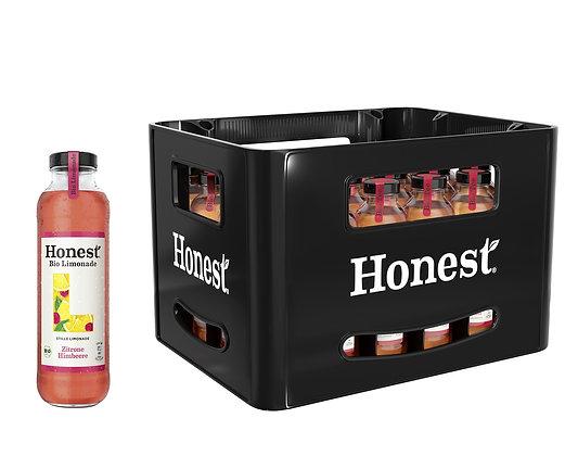 Honest Limonade Zitrone-Himbeere Bio 24x0,33L