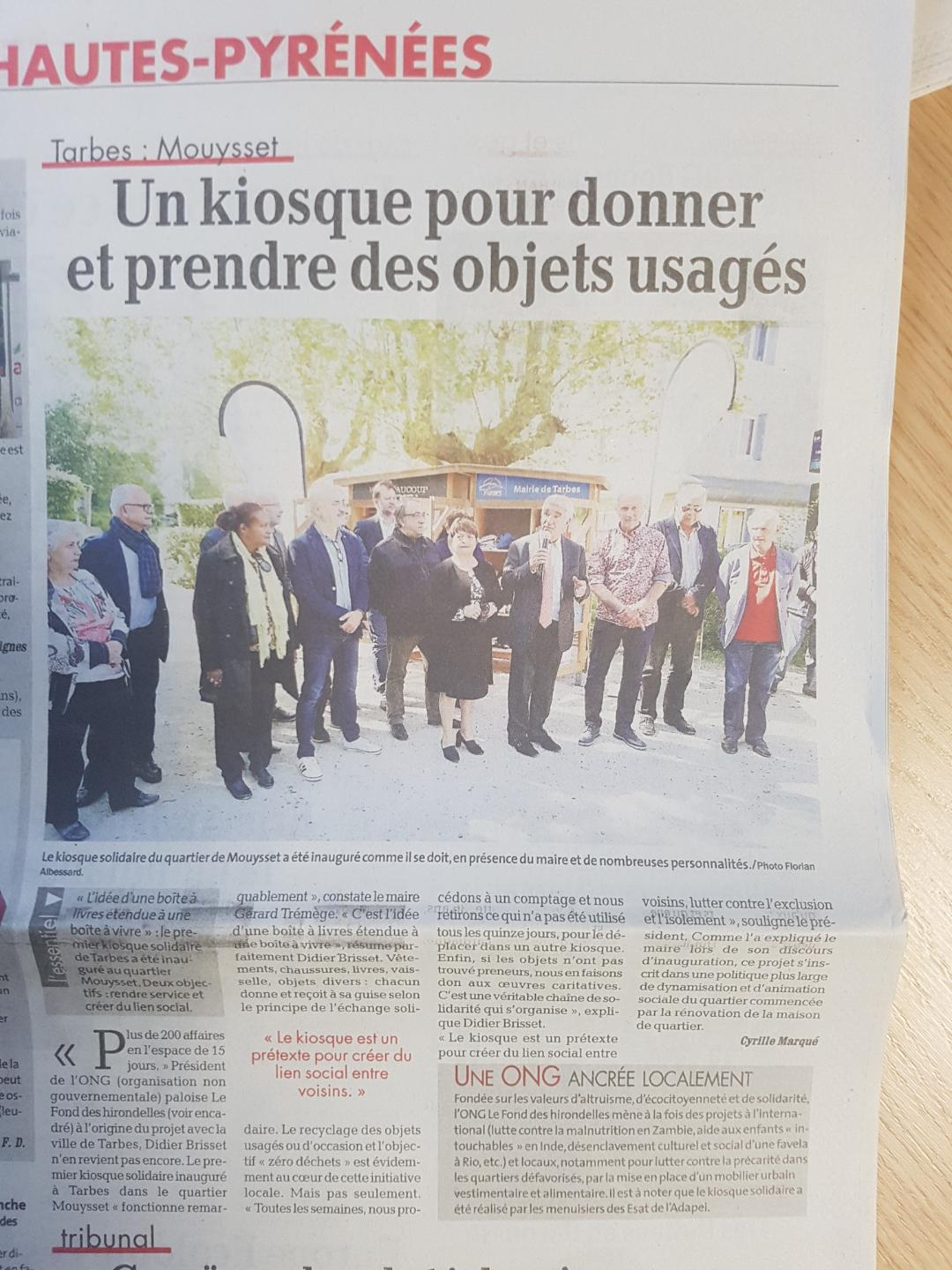 aRTICLE TARBES
