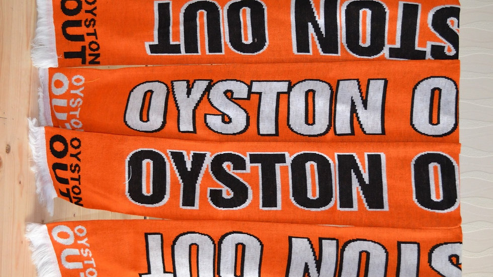 Oyston out scarf