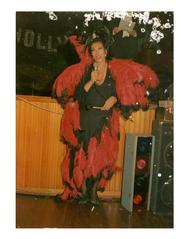 Ayesha, 2020, digital image [print on demand]  Ayesha in costume