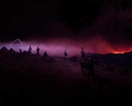 Joe Slater, Mountains, Burning, 2020