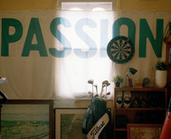 Passion, 2019, digital image [print on demand]  Inside Ronny's collection room