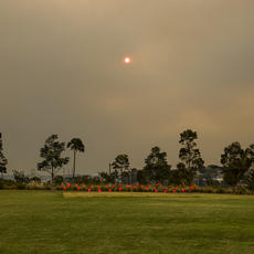 39. Stargazer Lawn, Barangaroo, Sydney - Richard Glover