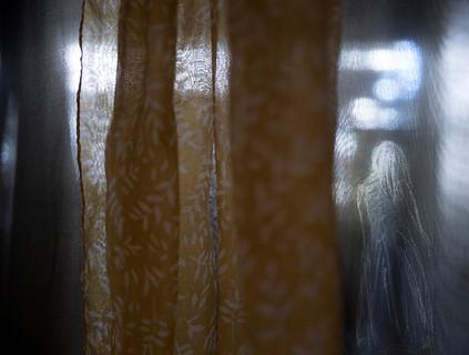 Jane Bradbear, Apprehension, 2020, 22.23 x 29.42cm