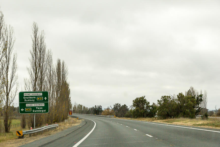 The Highway 32