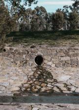 Concrete creek, 2020, Abby Ching