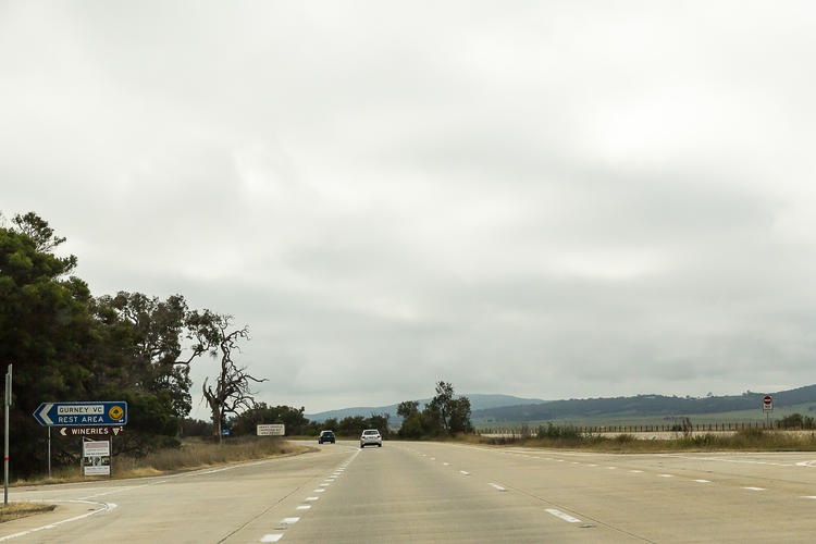 The Highway 16