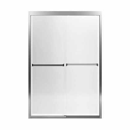Dual Sliding Shower Door 001