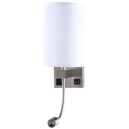 Single Nightstand Sconce