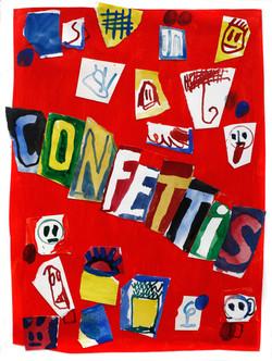 Confettis, 2015