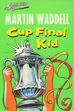 Cup Final Kid. Walker Books.