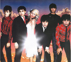Blondie Album Art