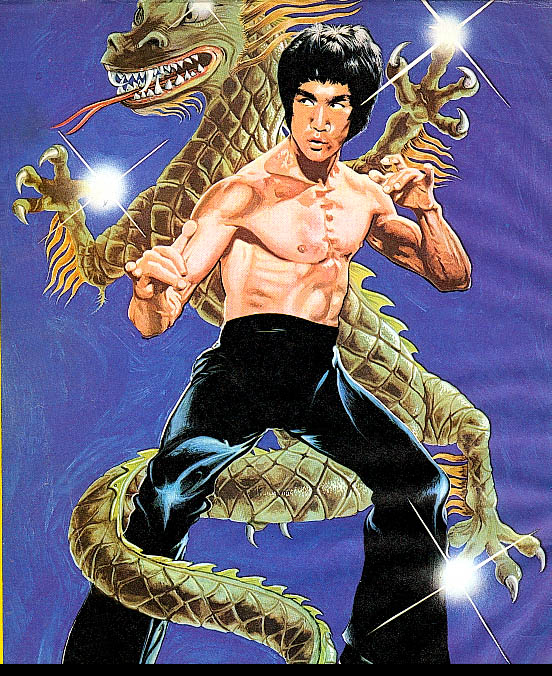 Bruce Lee Dragon2