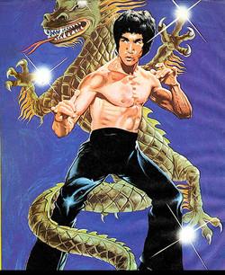 Bruce Lee Dragon2