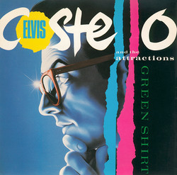 Elvis Costello greatest hits. CBS.