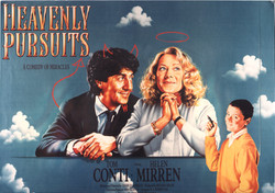Heavenly Pursuits Film Poster Art