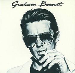 Graham Bonnet album cover