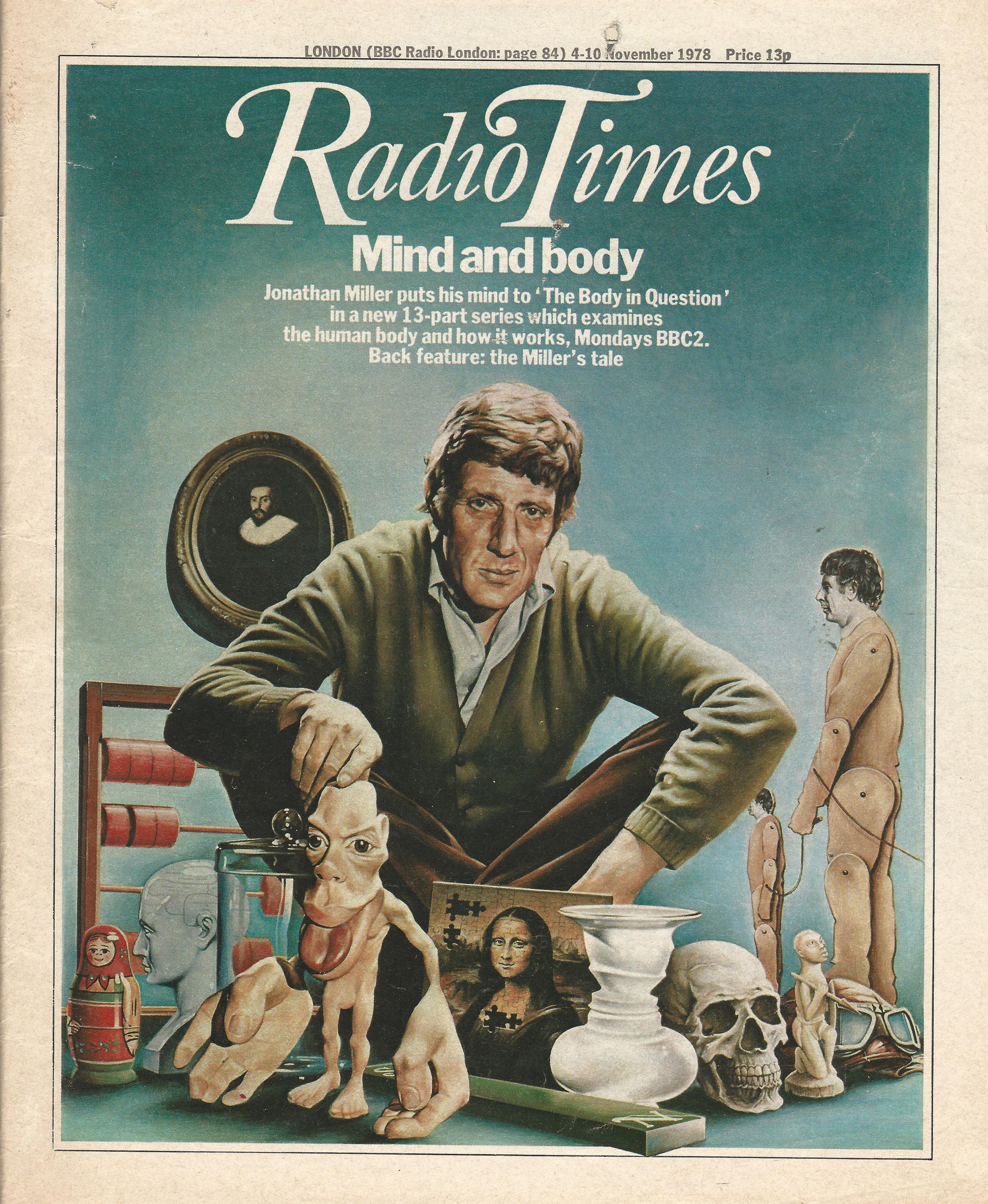 Mind & Body Radio Times