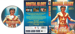 Brutal glory dvd packaging