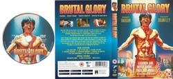 Brutal glory dvd packaging