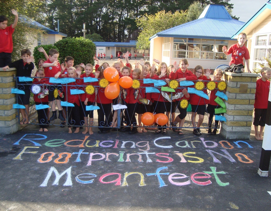 Decorate Your Gate at Greytown School