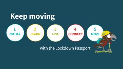 Jack's Lockdown Passport